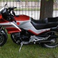 Suzuki GSX