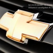 Chevrolet -kiti-