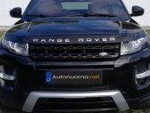 Land Rover Evoque Visureigis 2017 Benzinas