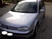 Volkswagen Golf Universalas 2001 Dyzelinas