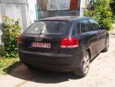 Audi A3 dalimis. metalo g.2c