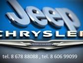 Chrysler -kiti-