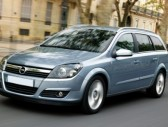 Opel Astra Universalas 2008 Dyzelinas