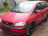 Opel Zafira dalimis. metalo g.2c 8610 99230