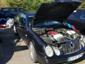 Mercedes Benz CLK230