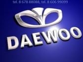 Daewoo -kiti-