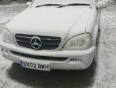Mercedes Benz ML320