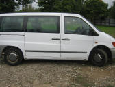 Mercedes benz Vito dalimis. metalo g.2c 8610 99230