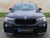BMW X4 Visureigis 2017 Benzinas