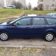 Ford Focus Universalas 2009 Dyzelinas