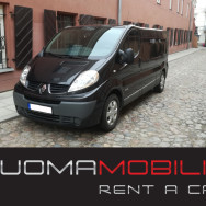 Renault Trafic 2014 Dyzelinas