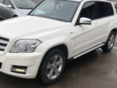 Mercedes Benz GLK220