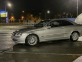 Mercedes Benz CLK270