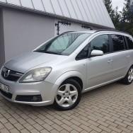 Opel Zafira Minivenas 2007 Dyzelinas