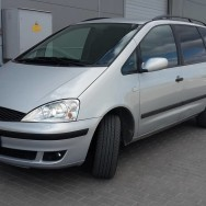 Ford Galaxy Minivenas 2001 Dyzelinas