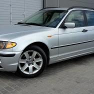 BMW 320 Universalas 2002 Dyzelinas