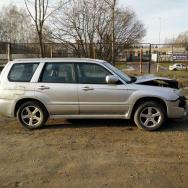 Subaru Forester dalimis. metalo g.2c