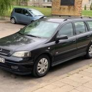 Opel Astra Universalas 2003 Dyzelinas