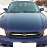 Subaru Legacy dalimis. metalo g.2c 8610 99230