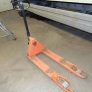 BT Palltruck-Lifter