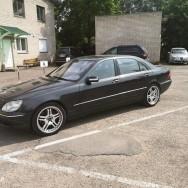 Mercedes Benz S400