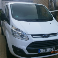 Ford transit custom 2.2