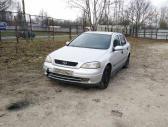 Opel Astra dalimis. metalo g.2c