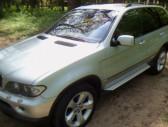 BMW X5 Visureigis 2005 Dyzelinas