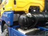 Dujų įrangos montavimas