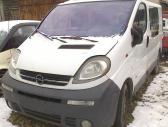 Renault Trafic dalimis. metalo g.2c 8610 99230