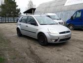 Ford Fiesta dalimis. dalimis is vokietijos. metalo g.2c