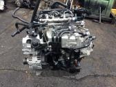 Audi A3. tik variklis ir dalys aplink varikli
