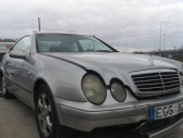 Mercedes Benz CLK320