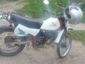 Honda MTX