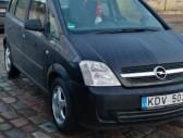 Opel Meriva Universalas 2005 Benzinas