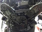 Audi A6. variklis dalimis