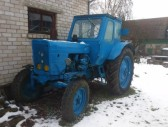 Belarus MTZ 50 (MTZ 80 variklis)