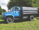Volvo GAZ SAZ 53