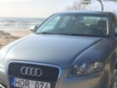 Audi A4 Sedanas 2007 Dyzelinas