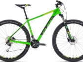 "Cube Analog 27.5 2018 flashgreen""n""grey Kalnų (MTB) 46cm (18"")"