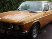 BMW -kiti- Sedanas 1973 Benzinas