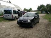 Volkswagen Lupo dalimis. metalo g.2c