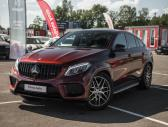 Mercedes Benz GLE Coupe 43 AMG