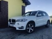 BMW X5 Visureigis 2016 Dyzelinas