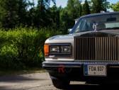 Rolls Royce Silver Spur 1990 Benzinas