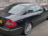 Mercedes Benz CLK220