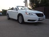 Chrysler 200 Kabrioletas/Roadster 2012 Benzinas